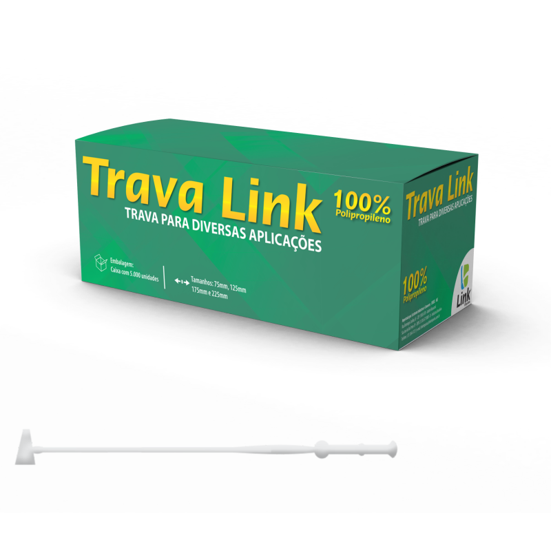 Código: TRA02002 - Trava Link 75,0mm